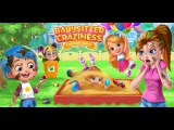 Baby Care Babysitter Craziness Game for Kids Take Care of Adorable Lively Kids Fun Gameplay Toddlers