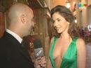 Natalia Oreiro escote hot en CQC