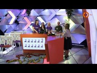 Розыгрыш iPhone7 в финале шоу «Новогодние приключения Маши и Никиты, или 12 стульев н...