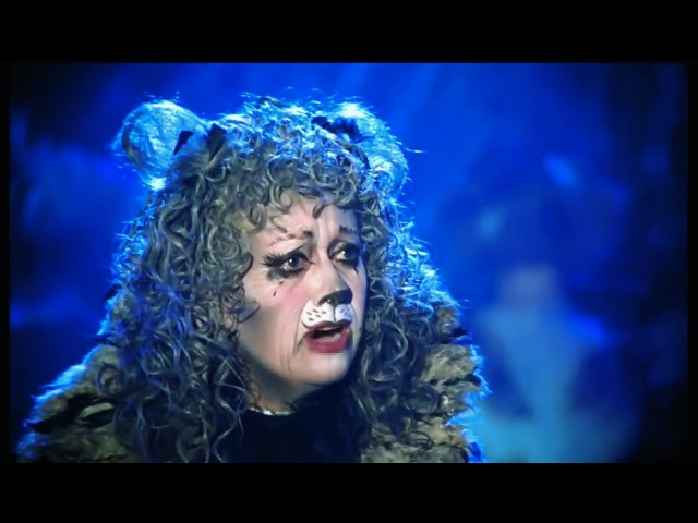 Elaine Paige Memory CATS musical HD720p