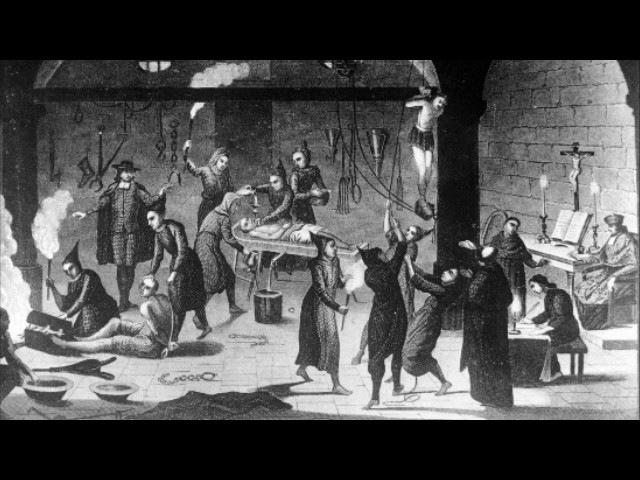 Инквизиция (рассказывает историк Ольга Тогоева)