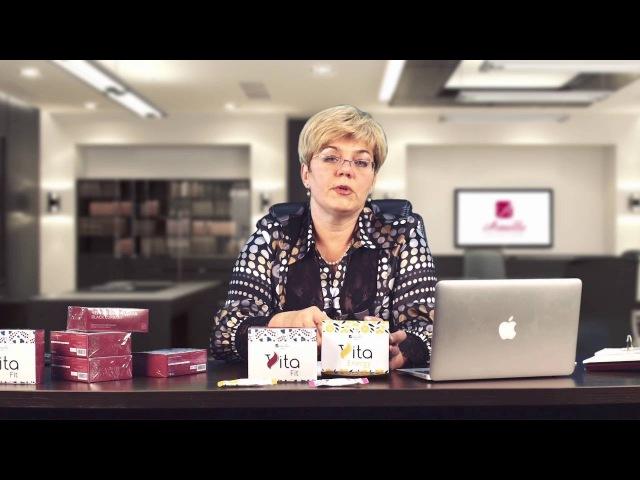 Vita Fit и Vita Energy — новые продукты Armelle