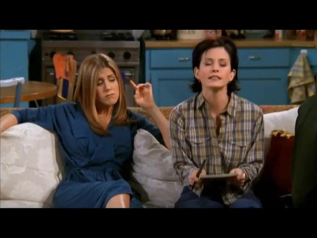 Friends - Women's 7 erogenous zones by Monica