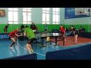 Житомир приймає ХІІІ літню Універсіаду України 2017 року з настільного тенісу