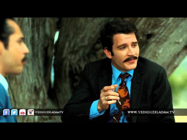 Yedi Güzel Adam Aralık Günleri için Bir Aşk Denemesi Cahit Zarifoğlu