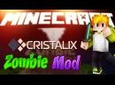 Zombie Mod Cristalix ! Новый топовый мини гейм !