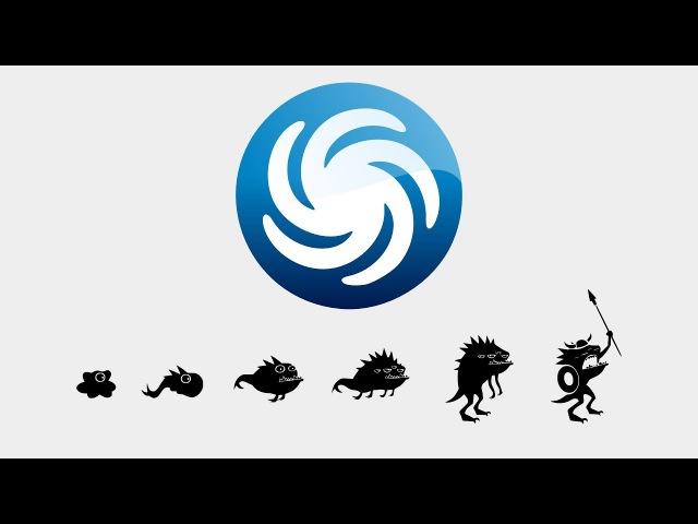 Spore Грозная клетка 1 Серия
