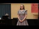 Полина Клинникова.И.Дунаевский.Песня Маруси из оперетты Дороги к счастью