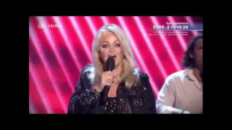 Bonnie Tyler - Hit Medley Live 2016