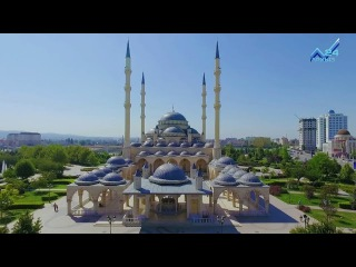 Поехали - Чечня: Аргунское ущелье, Грозный, озеро Кезеной-ам и прогулка по Итум-Ка...