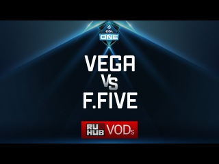 Vega Squadron vs Fantastic Five, ESL One Genting Quals, game 3 [Mila]