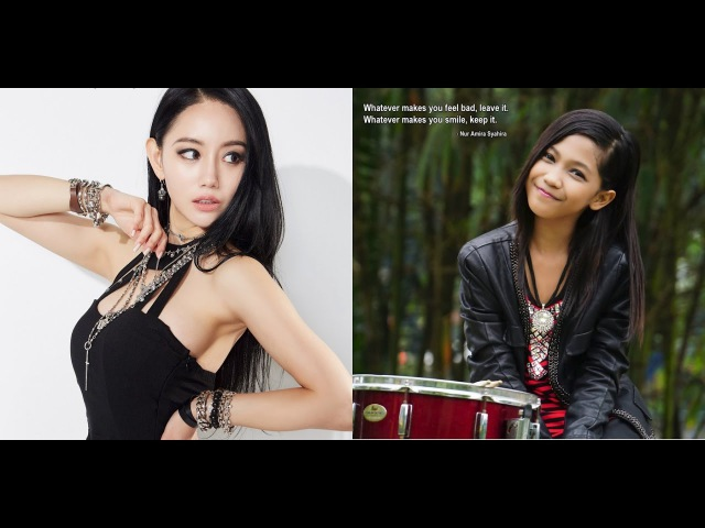 Top 5 Female Drummers in the World in 2016 Chosen by You Our Subscribers! !