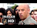 FAST AND FURIOUS 8 - The Fate of the Furious Teaser Trailer (2017) Vin Diesel Action Movie HD