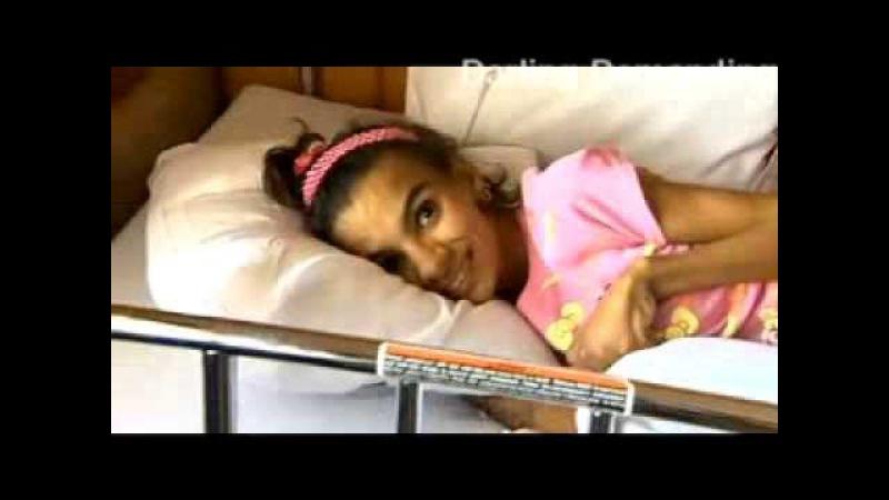 Linda Pérez la joven de la Operación de senos q salio mal- ultimo video 2014