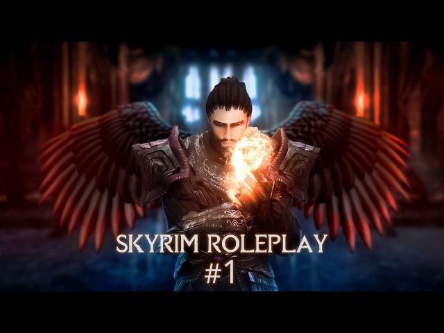 Skyrim Roleplay | История Проклятого | Эпизод 1 - Изгнанник