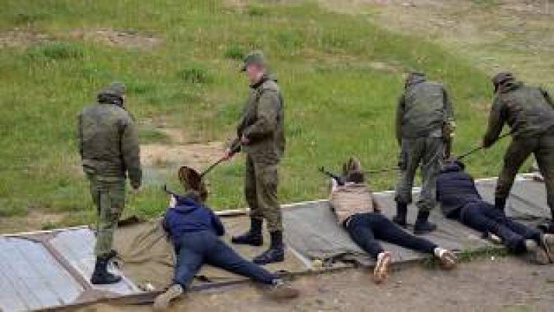 Военные сборы Каменск Уральского Радиотехникума 31 мая 08 июня 2017
