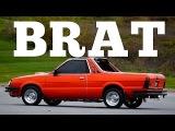Regular Car Reviews 1987 Subaru BRAT