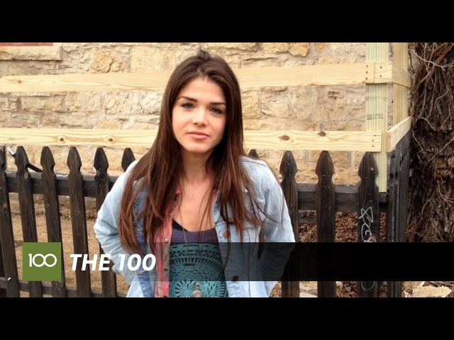 The 100 | Marie Avgeropoulos Answers Your Questions | The CW