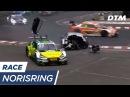 Paffett's shocking Crash - DTM Norisring 2017