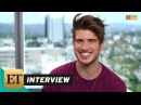 ET Interview Joey Graceffa Talks New Book, Biggest Hair Color Regret