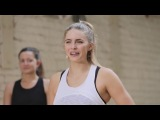 Sweaty Betty - Ultimate Bum Workout | Интервальная тренировка для ног и ягодиц