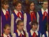А ну-ка песню нам пропой, весёлый ветер! HD Поёт Серёжа Парамонов и БДХ Большой Детский Хор ВР и ЦТ