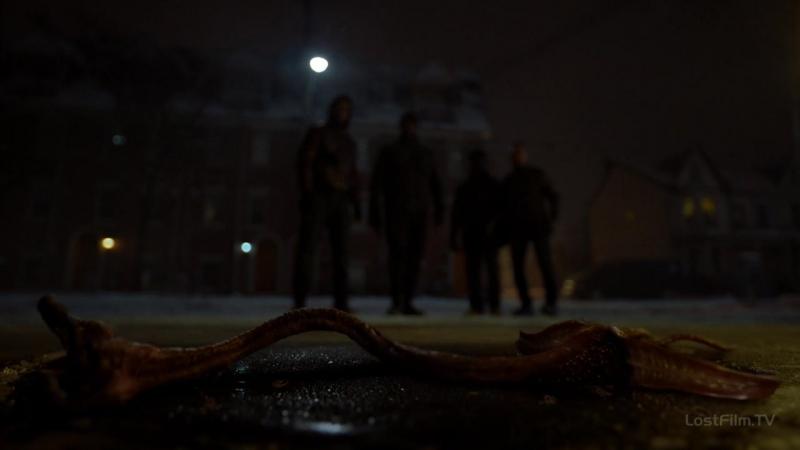 Штамм 4 сезон 2 серия (The Strain S04 E01 720p LostFilm)