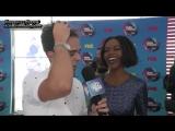«Teen Choice Awards 2017»: Интервью с Эшли Мюррэй [RUS SUB]
