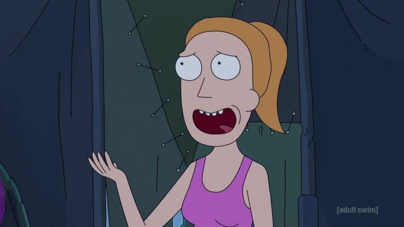Рик и Морти / Rick and Morty 3 сезон 2 серия [ColdFilm]