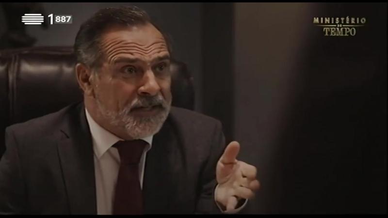 Министерство времени 1 сезон 18 серия (на португальском) - HDTV