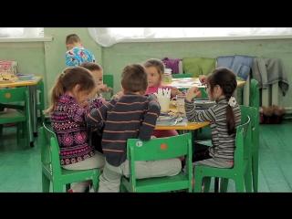 Небольшая съемка в детском саду_Один день из жизни группы.