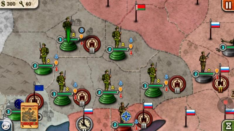 НАТО—9 Молдавский рубеж—KRB Mode_Modern War