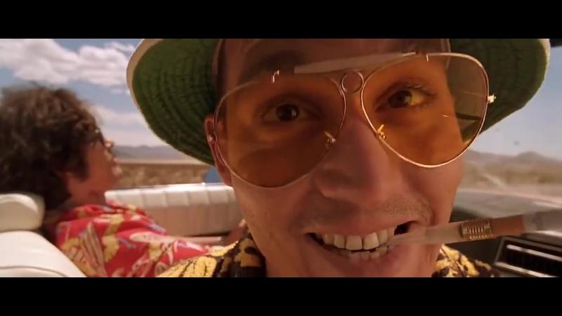 Страх и Ненависть в Лас-Вегасе ᴴᴰ Fear Loathing in Las Vegas (1998) Автостопщик (Тоби Магуайер)