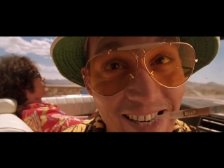 Страх и Ненависть в Лас-Вегасе ᴴᴰ Fear Loathing in Las Vegas (1998) Автостопщик (Тоби Магуайер)
