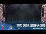 Two Door Cinema Club - festival Sziget 2017