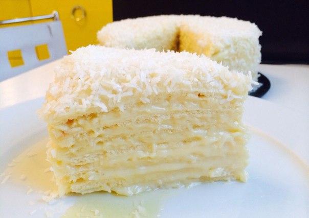 Рецепт торта рафаэлло пошаговый