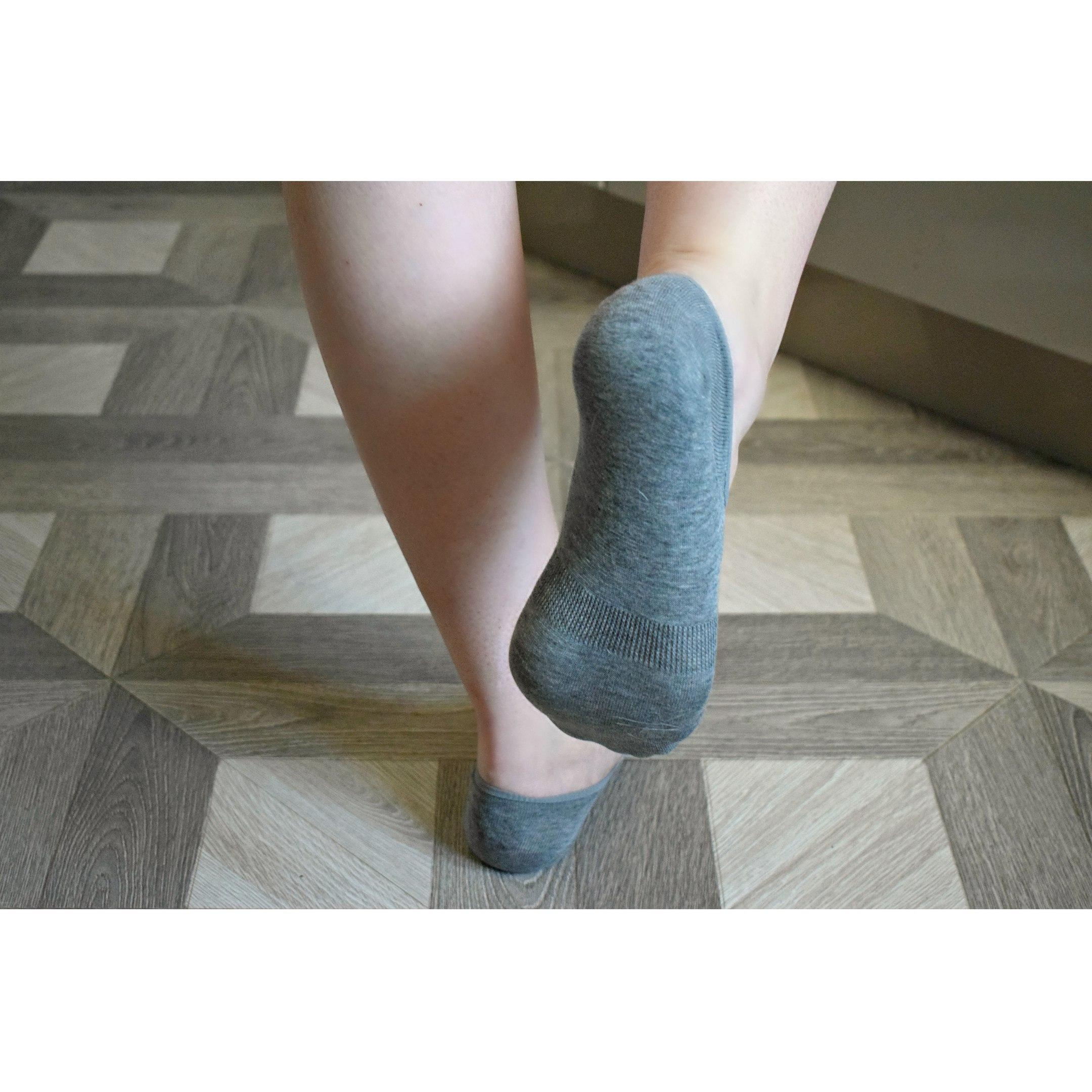Отличные носки-следочки из магазина Meikan