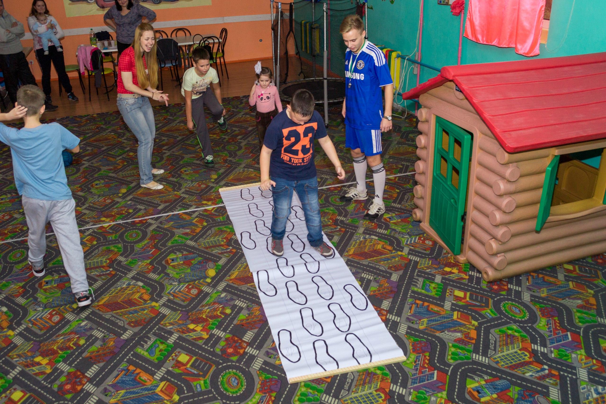 детский праздник футбол аниматоры запорожье