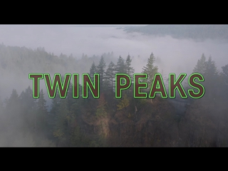 Twin Peaks Opening / Intro / Credits / Main Title Sequence (2017)