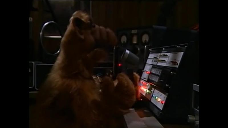 Alf Quote Season 1 Episode 1_Альф про Таннеров
