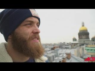 ACBlog: Алексей Буторин на крышах Питера