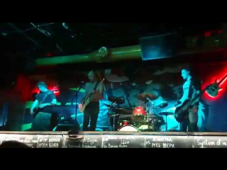 Dark Secret Love - Wherever I May Roam (Metallica Tribute, Oliver Pub, Vologda 2017.07.15)