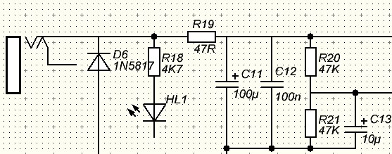 power supply filter anatomy