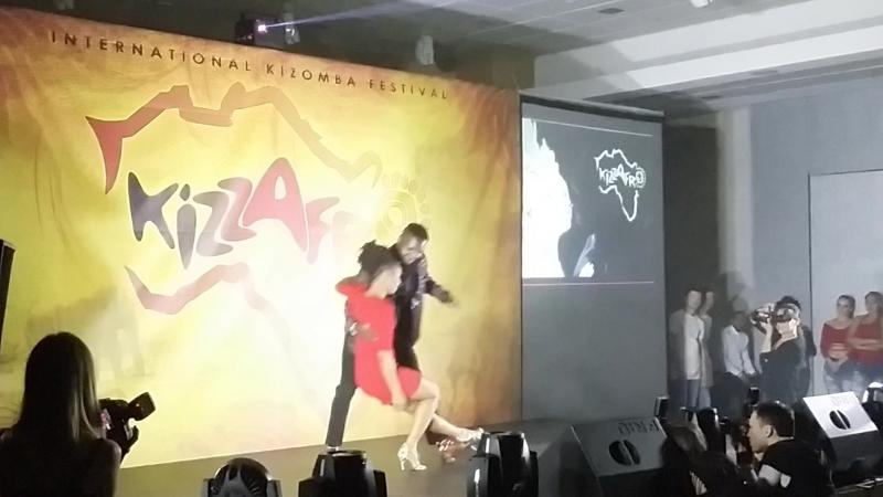 КиззАфро2017. Jamba Adoree