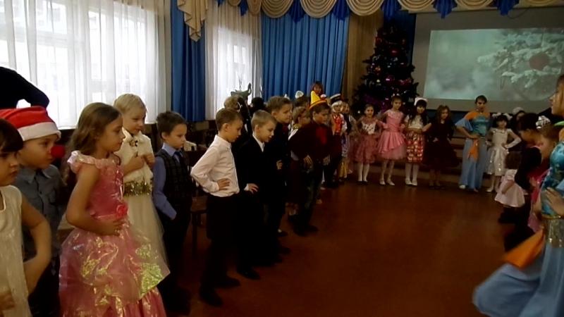 Ёлка лицей Эрудит 29 декабря 2016 год