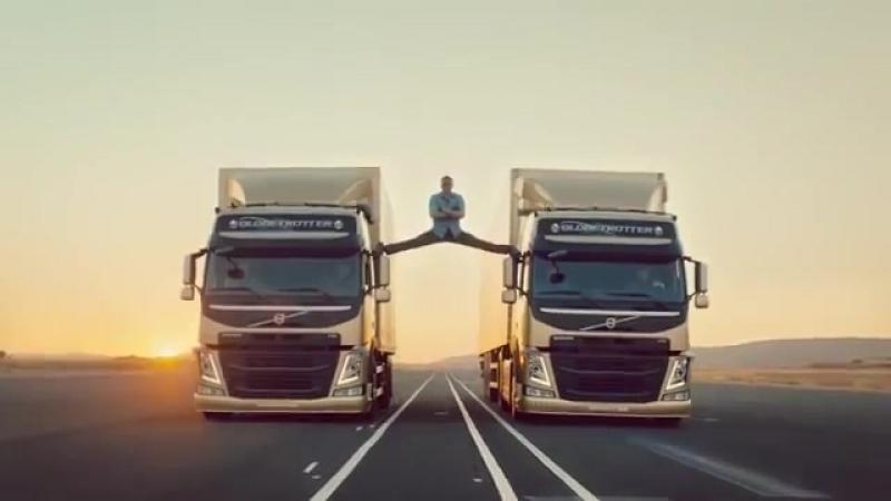 Vidmo org ZHan Klod Van Damm v reklame gruzovikov Volvo 640 смотреть онлайн без регистрации