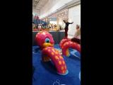 мк по прыжкам на октопуса Ки и Ле