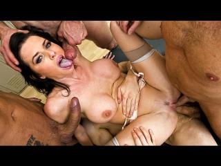 Veronica Avluv HD 1080, All Sex, ANAL, Big Tits, Brunette, Double Penetration (DP), First Gangbang, MILF, Squirt, Porn 2012