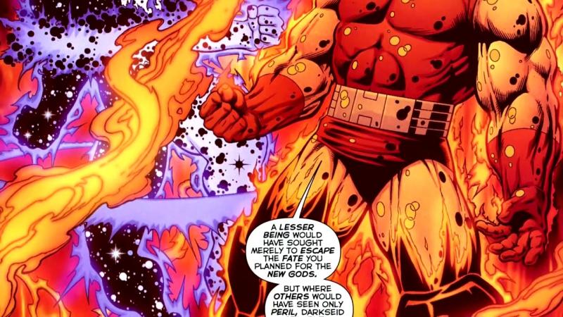 САМЫЙ СИЛЬНЫЙ АРТЕФАКТ DC׃ Soulfire (Огонь Души) (Соулфаер)