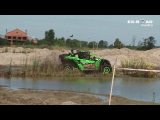 Can-Am X Race 2017 / Первый гоночный день